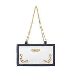 Dumas 02 Women's Handbag Melbourne Ranch,  white