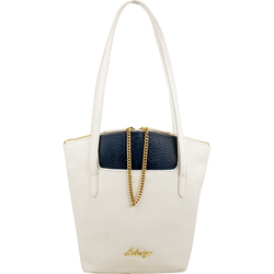 Sb Sibyl 01 Women's Handbag Cow Deer,  white