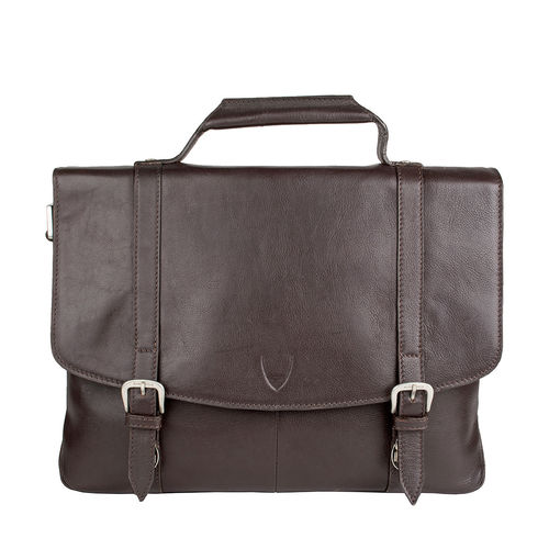 Union Street Briefcase,  brown