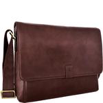 Aiden 01 Messenger Bag Regular,  brown