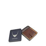 282-L103F(Rf) Men s Wallet Soho,  brown