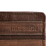 270-L103F Men s wallet,  brown, camel