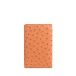 Caspian (Rfid) Women s Wallet, Ostrich,  tan