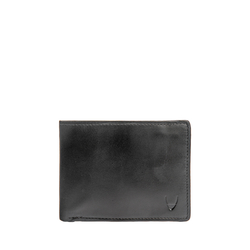 L109 (Rf) Men's wallet,  black