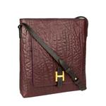 Amore 03 Women s Handbag, Elephant,  aubergine