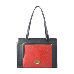 Libra 02 Sb Women's Handbag Snake,  red