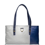 Sonny 01Tote,  white, cow deer