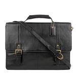 Charles 03 Briefcase,  black, regular