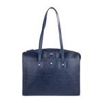 Hong Kong 01 Sb Women s Handbag, Lizard Melbourne Ranch,  midnight blue