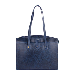 Hong Kong 01 Sb Women's Handbag, Lizard Melbourne Ranch,  midnight blue