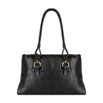 URAL WOMENS HANDBAG DEER,  black