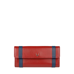 Missy W3[ Rfid] Women's Wallet, Melbourne,  red