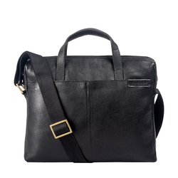 Ee Uranus 01 Messenger Bag Regular Printed,  black