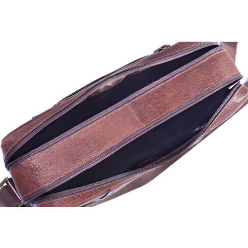 Alfred 03 Laptop bag,  brown, siberia