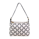 Kochab 01 Handbag,  white, cow deer