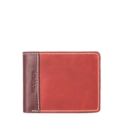 309 2020[ Rfid] Sb Men s Wallet, Waxed Split,  marsala