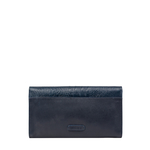 Alive W1 Women s Wallet Baby Croco,  midnight blue