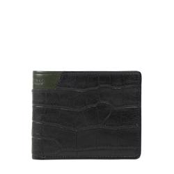 311 36 Sb (Rfid) Men's Wallet Croco,  black