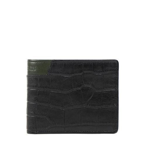 311 36 Sb (Rfid) Men s Wallet Croco,  black