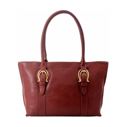 Caramel 01 Women's Handbag Ranchero,  dark red