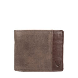 287-L103F (Rf) Men's wallet,  brown