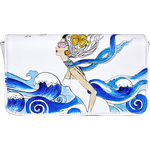 St. Tropez 03 Women s Wallet, Cow Deer,  white