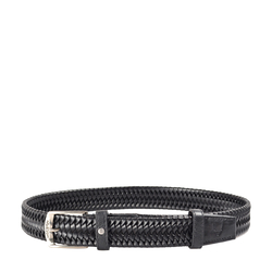 Arezzo Men's Belt Ranchero, 40-42,  black