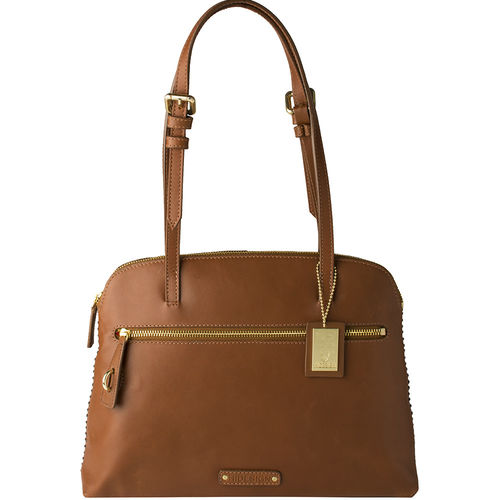 Ascot 02 Women s Handbag, Soho,  tan