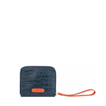 Jupiter W3 Sb (Rfid) Women s Wallet, Croco Melbourne Ranch,  blue