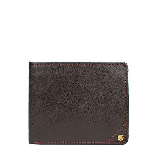 Asw004 Men s wallet, regular,  black