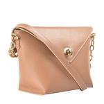 Hidesign X Kalki Uptown 01 Women s Sling bag, Ranch,  nude