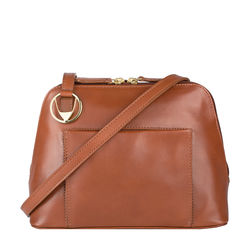 Liscio 04 Crossbody,  tan