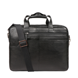 PARKER 03 BRIEFCASE REGULAR,  black