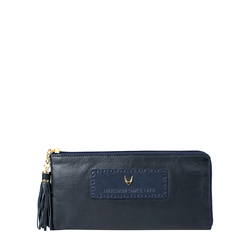 Adhara W4 (Rfid) Women's Wallet, Roma Ranch,  midnightblue
