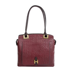 Amore 01 Women's Handbag, Elephant Ranch Melbourne Split,  aubergine