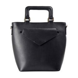 Hidesign X Kalki Evolve 01 Women's Handbag Dakota,  black