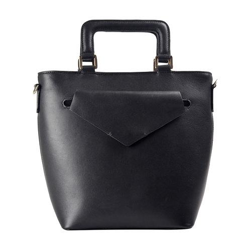 Hidesign X Kalki Evolve 01 Women s Handbag Dakota,  black