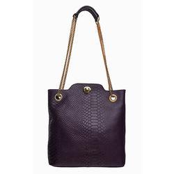 Sb Alya 02 Women's Handbag Snake,  aubergine