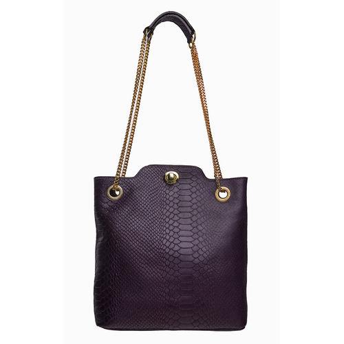 Sb Alya 02 Women s Handbag Snake,  aubergine
