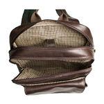 Flint Men s Bag, Regular,  brown