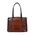 Scorpio 02 Sb Women s Handbag Croco,  tan