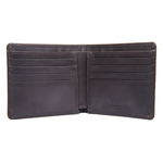017 (Rfid) Men s Wallet Melbourne Ranch,  brown