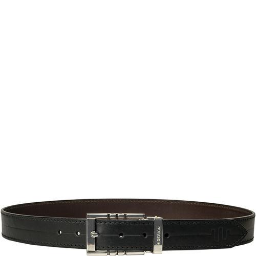 Jene Men s Belt, Soho, 34-36,  black