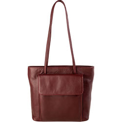 Tovah 4310 Tote, croco,  red