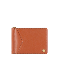 315 (RFID) MC MENS WALLET RANCH,  tan