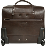 Phaeton 02 Wheelie bag,  brown, regular