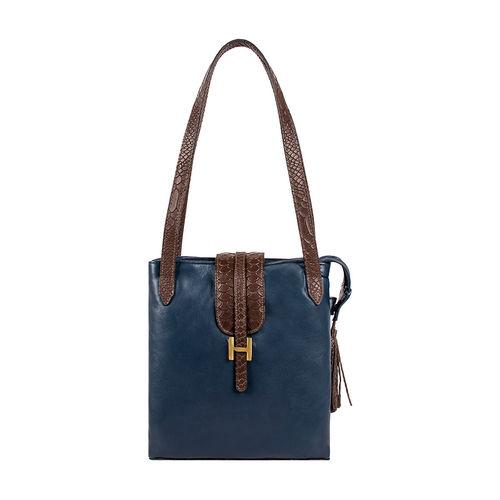 Sb Silvia 01 Ge Women s Handbag Thick Lamb,  midnight blue