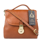 Marina Women s Handbag, Soweto,  tan