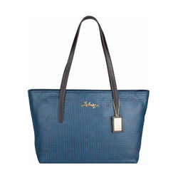 Mexico Large tote,  blue