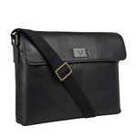 Ee Pluto 01 Messenger Bag, Regular,  black